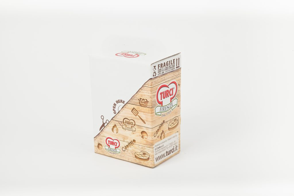 packaging alimentare sicuro